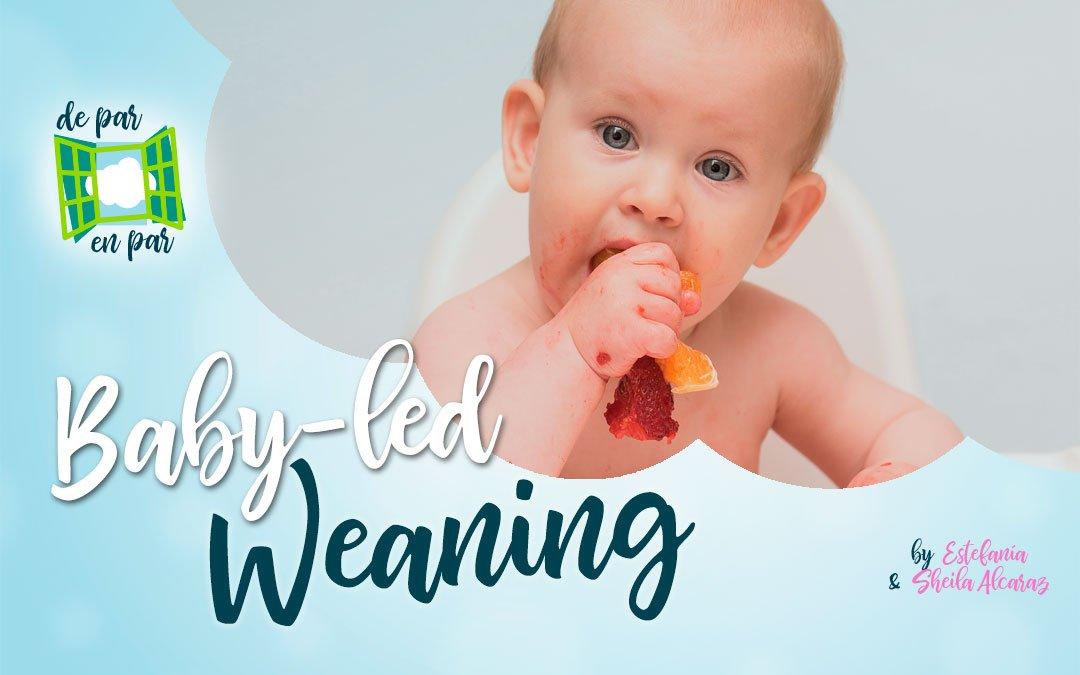 Baby-led weaning: cuando tu bebé dirige su alimentación