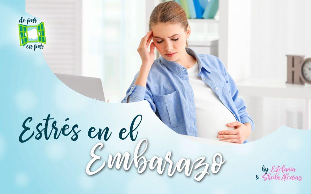 estrés-en-el-embarazo