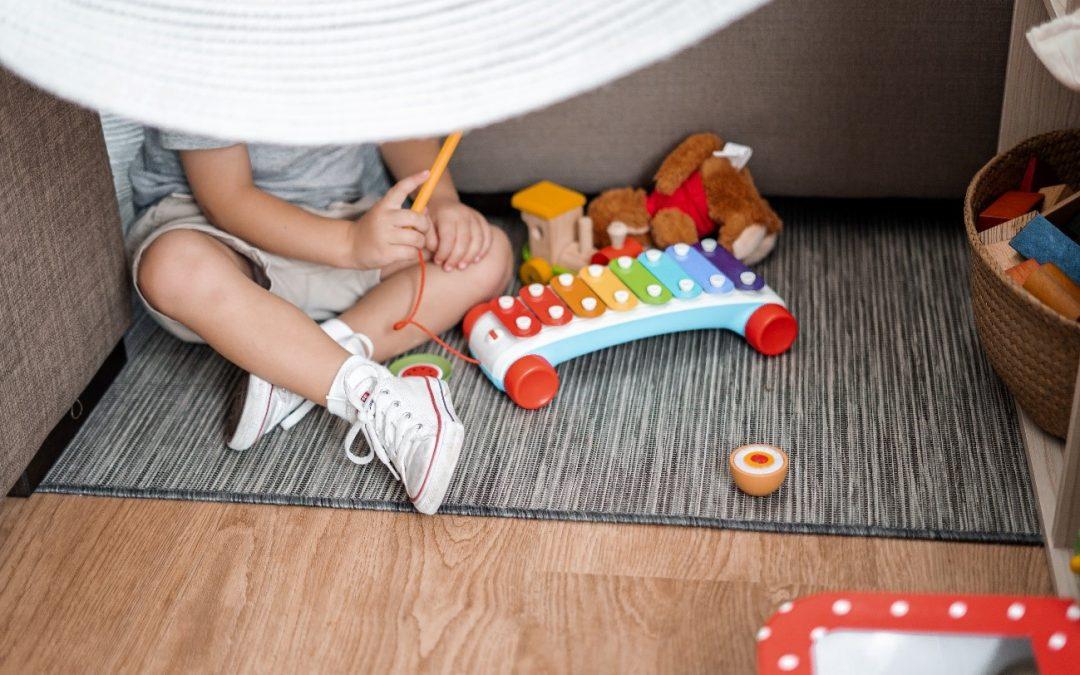 Aprendiendo a gestionar la sobreestimulación en casa