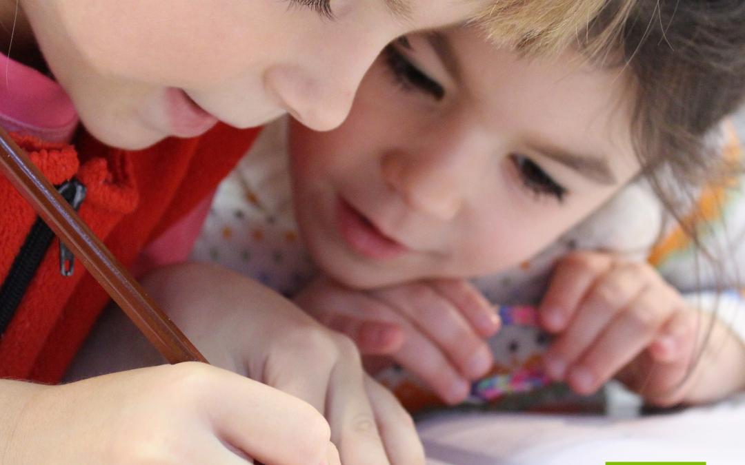 ¿Qué necesita mi hijo para hacer una buena pinza en la escritura?