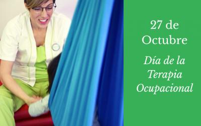 27 de Octubre, Día mundial de la Terapia Ocupacional